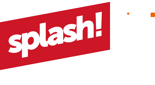 splash! 20 logo